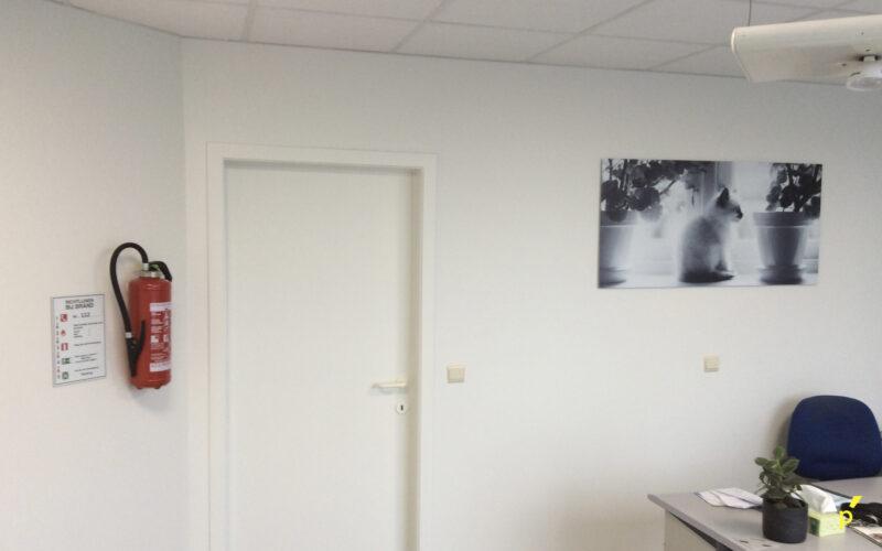 Anicura Liezele Indoor Signalisatie Publima 09