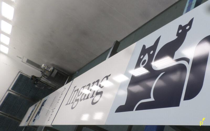 Anicura Oudenburg Indoor Signalisatie Publima 01