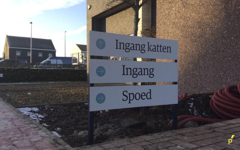Anicura Oudenburg Indoor Signalisatie Publima 05