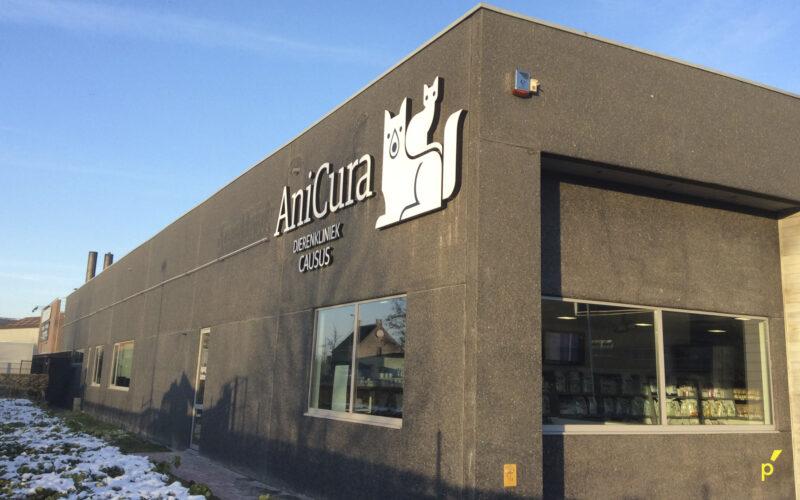 Anicura Oudenburg Indoor Signalisatie Publima 06