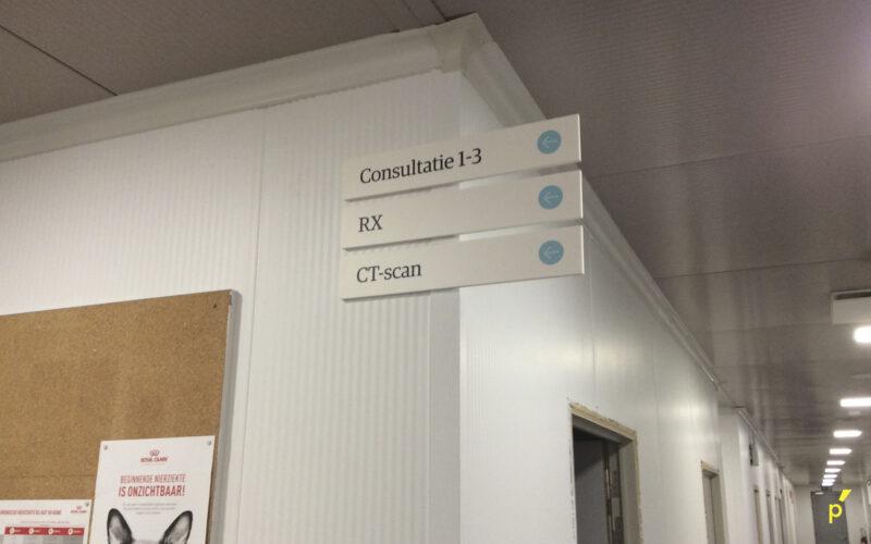 Anicura Oudenburg Indoor Signalisatie Publima 16