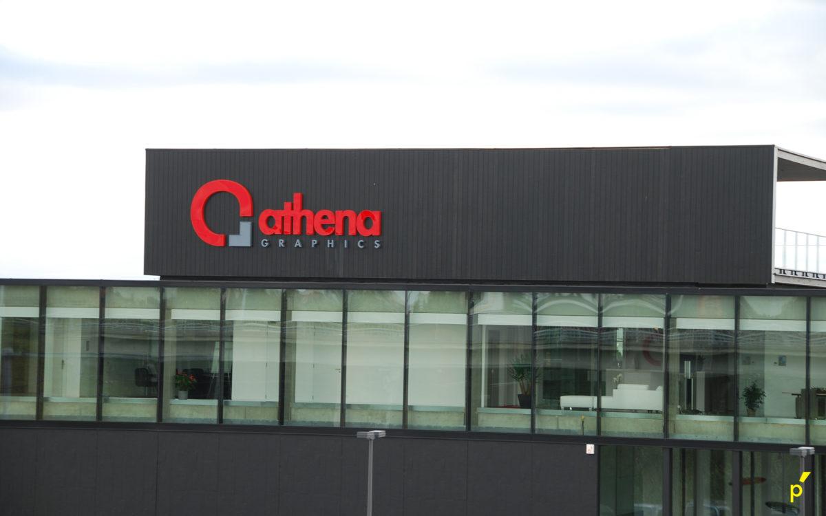 29 Gevelletters Athena Publima