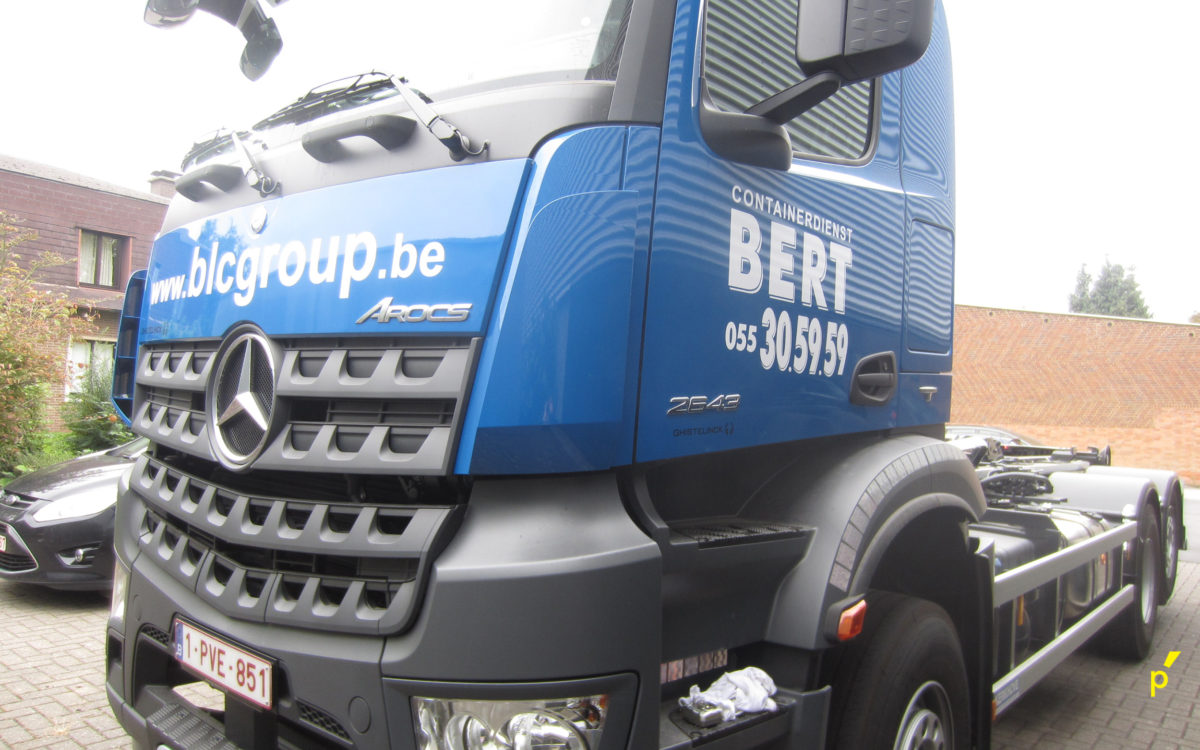 Bert Containers Belettering Publima 12