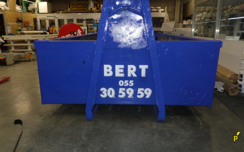 Bert Containers Belettering Publima 03
