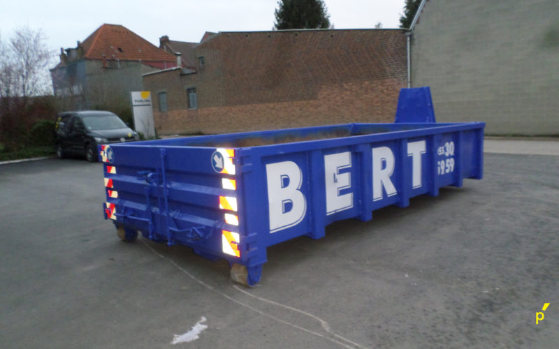 Bert Containers Belettering Publima 04