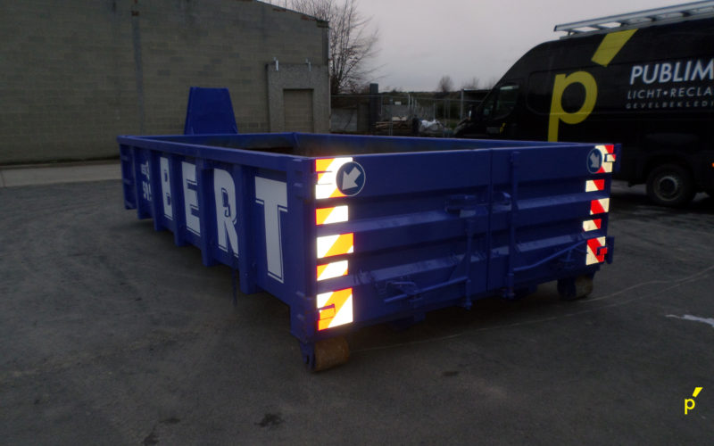 Bert Containers Belettering Publima 05