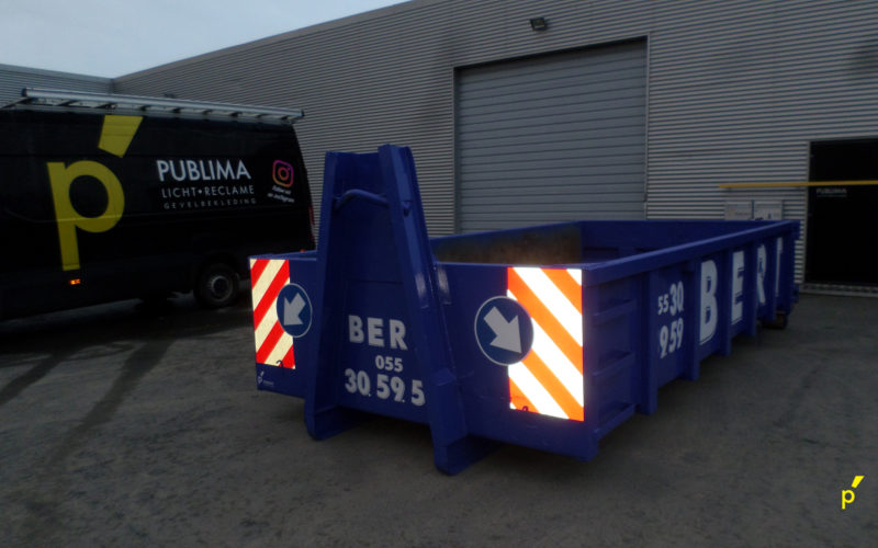 Bert Containers Belettering Publima 07
