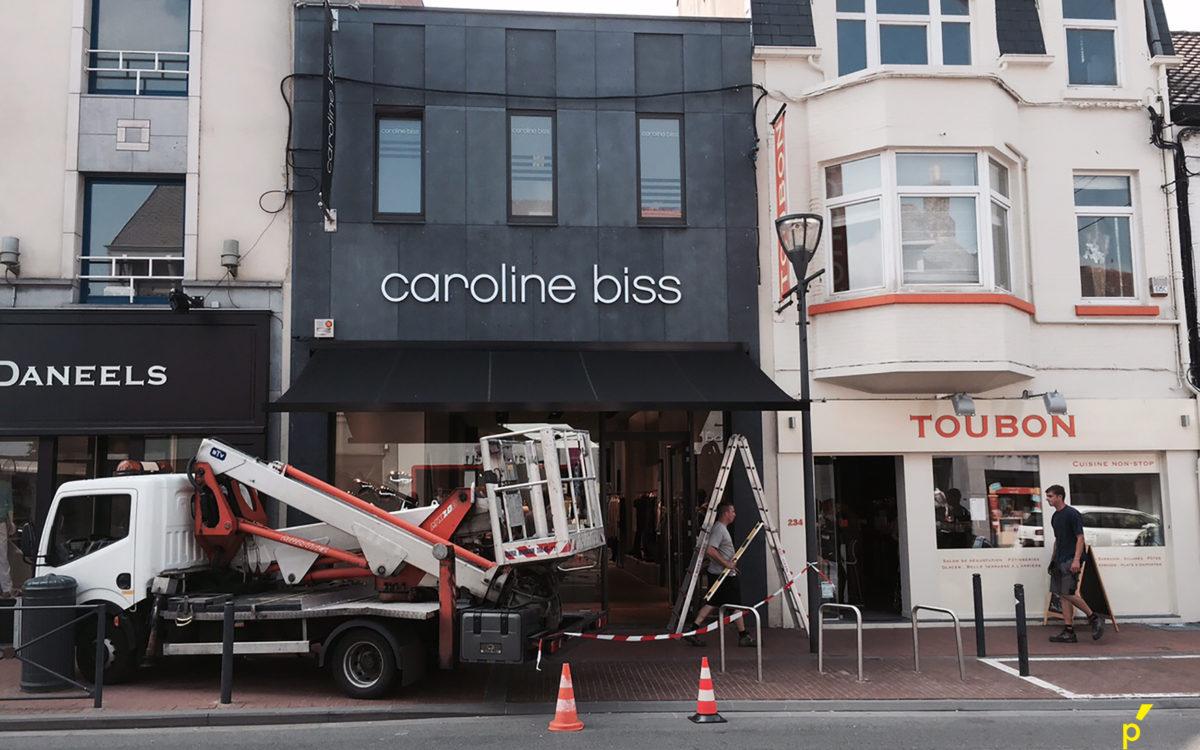 22 Gevelletters Carolinebiss Publima