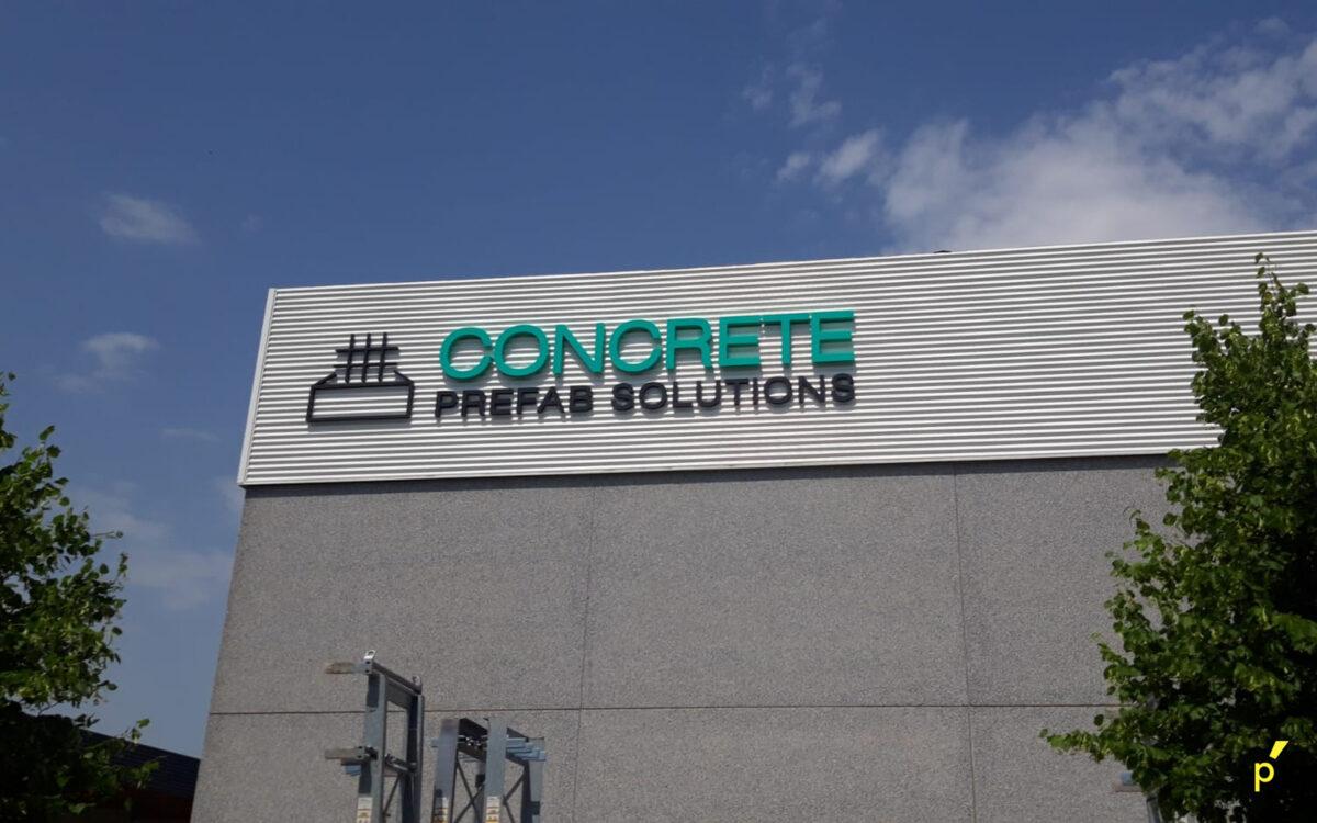 Concrete Prefab Solutions Gevelletters Publima 08