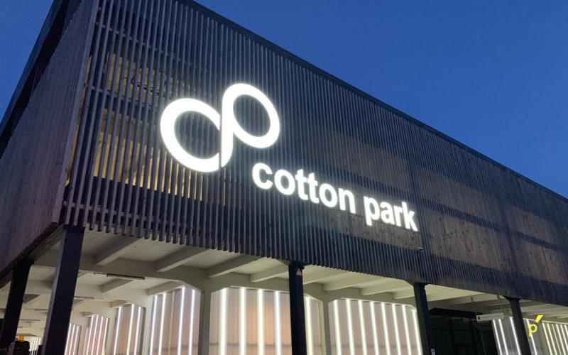 01 Gevelreclame Cottonpark Publima