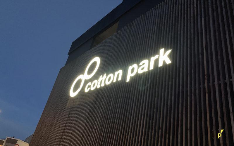 07 Gevelreclame Cottonpark Publima