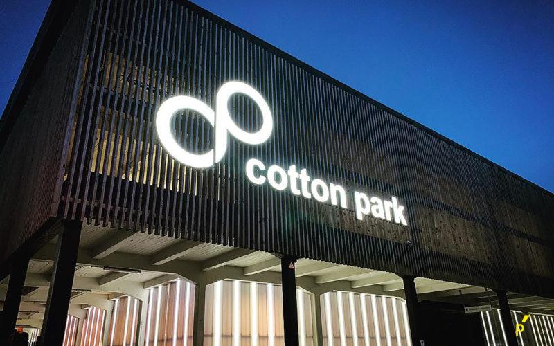 15 Gevelreclame Cottonpark Publima