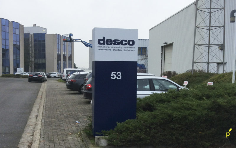 Desco Wemmel Gevelletters Publima 01