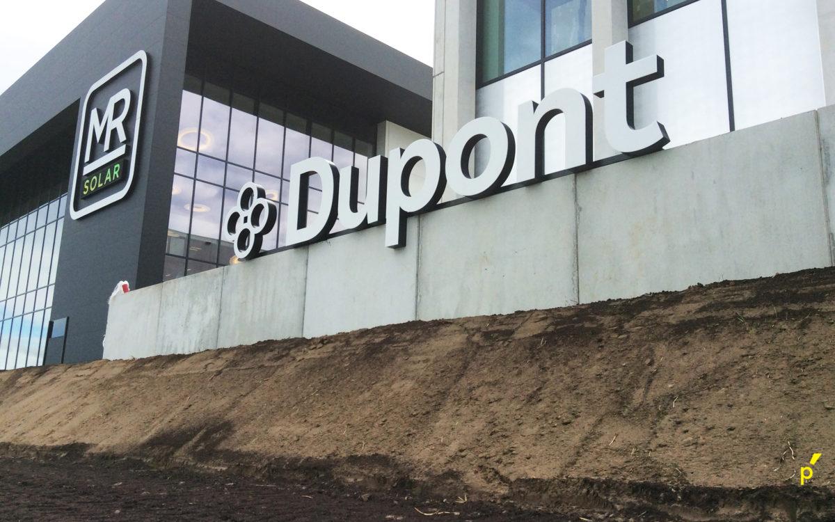 Dupont Gevelletters Publima 19