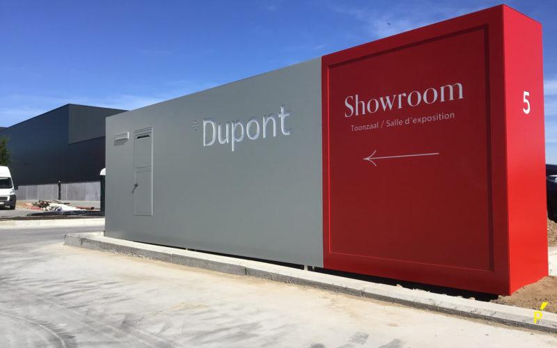 Dupont Gevelletters Publima 14