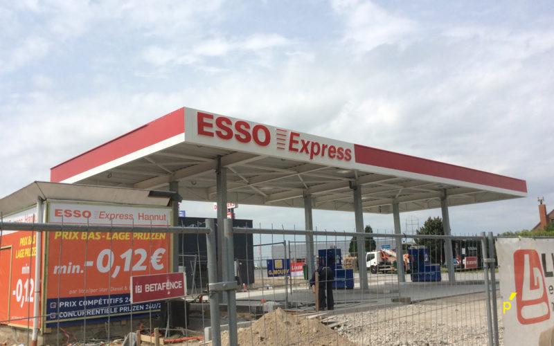33 Gevelbekleding Esso  Publima