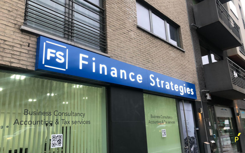 Finance Strategies Doorsteekletters Publima 12