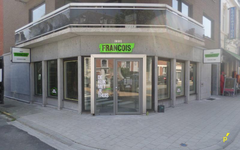 Francoisimmo Gevelreclame33 Publima