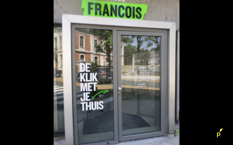 Francoisimmo Gevelreclame34 Publima