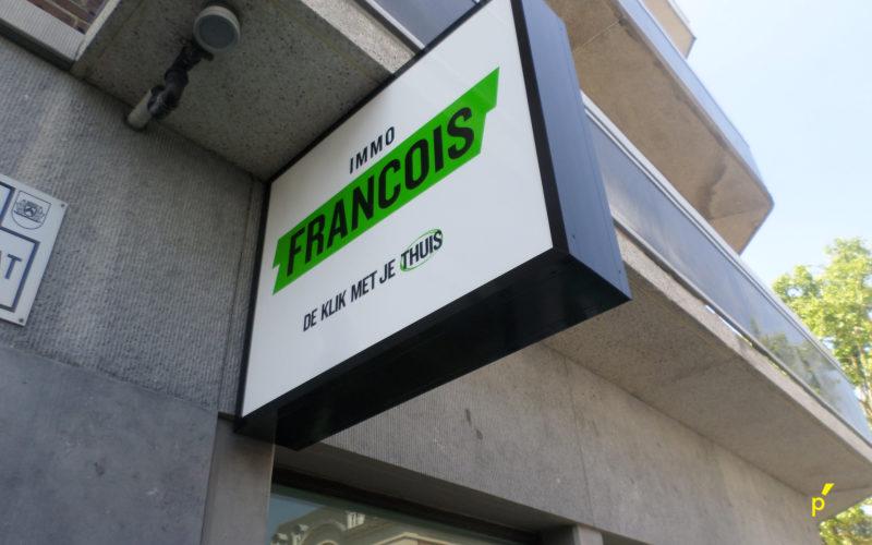 Francoisimmo Gevelreclame36 Publima