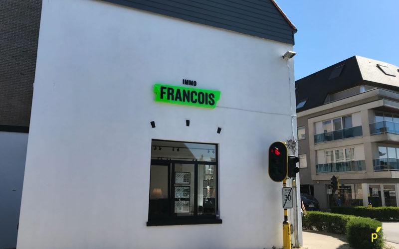 Francoisimmo Gevelreclame46 Publima