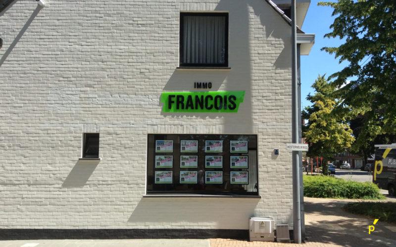 Francoisimmo Gevelreclame53 Publima