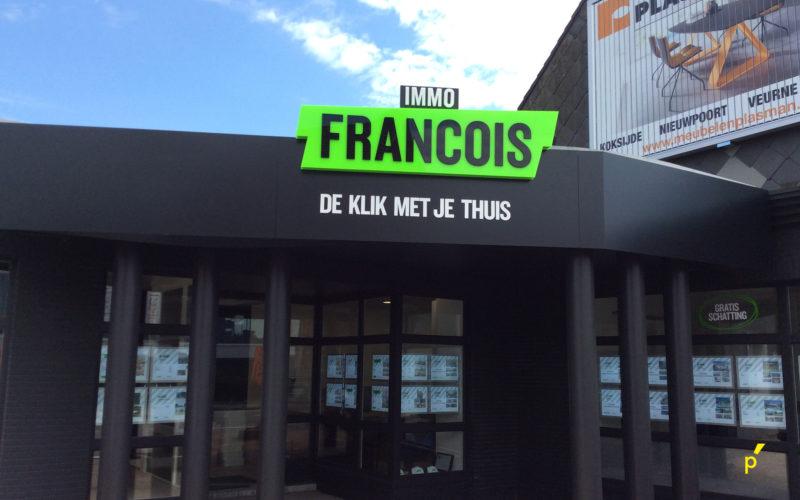 Francoisimmo Gevelreclame57 Publima
