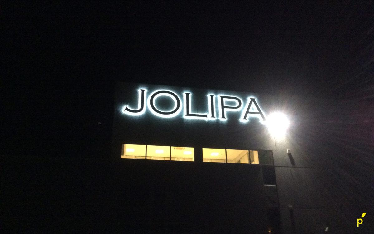175 Gevelletters Jolipa Publima