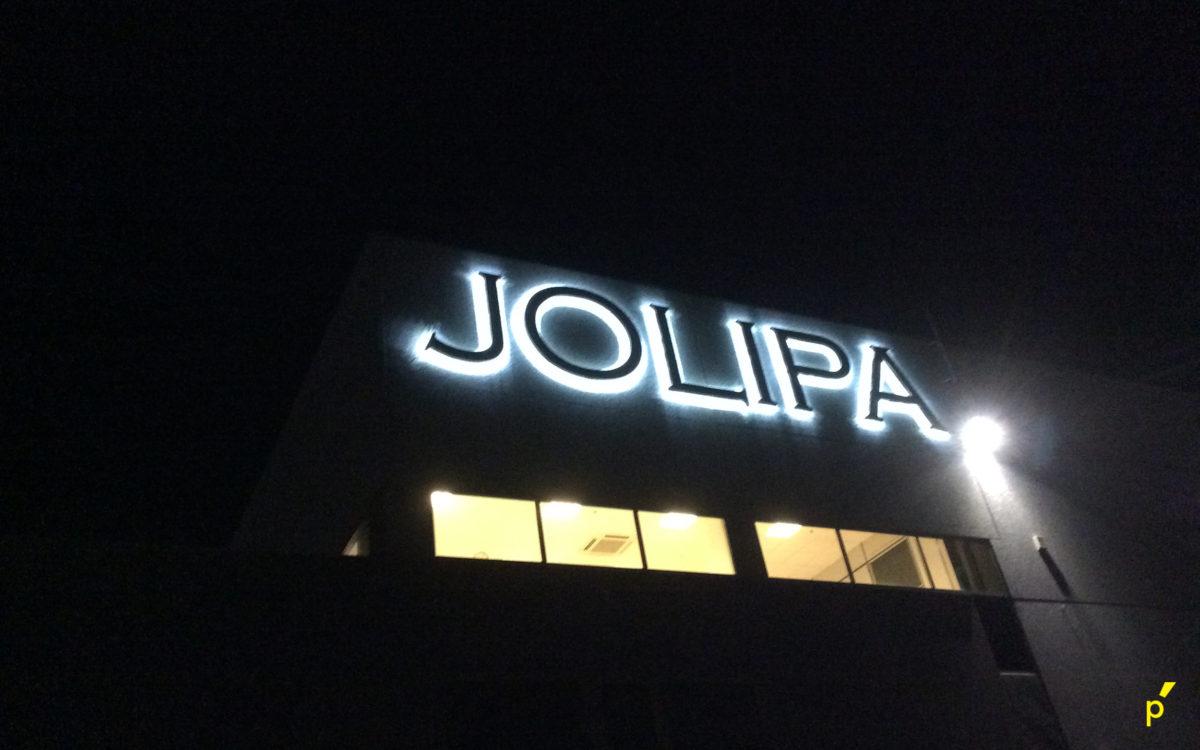 176 Gevelletters Jolipa Publima