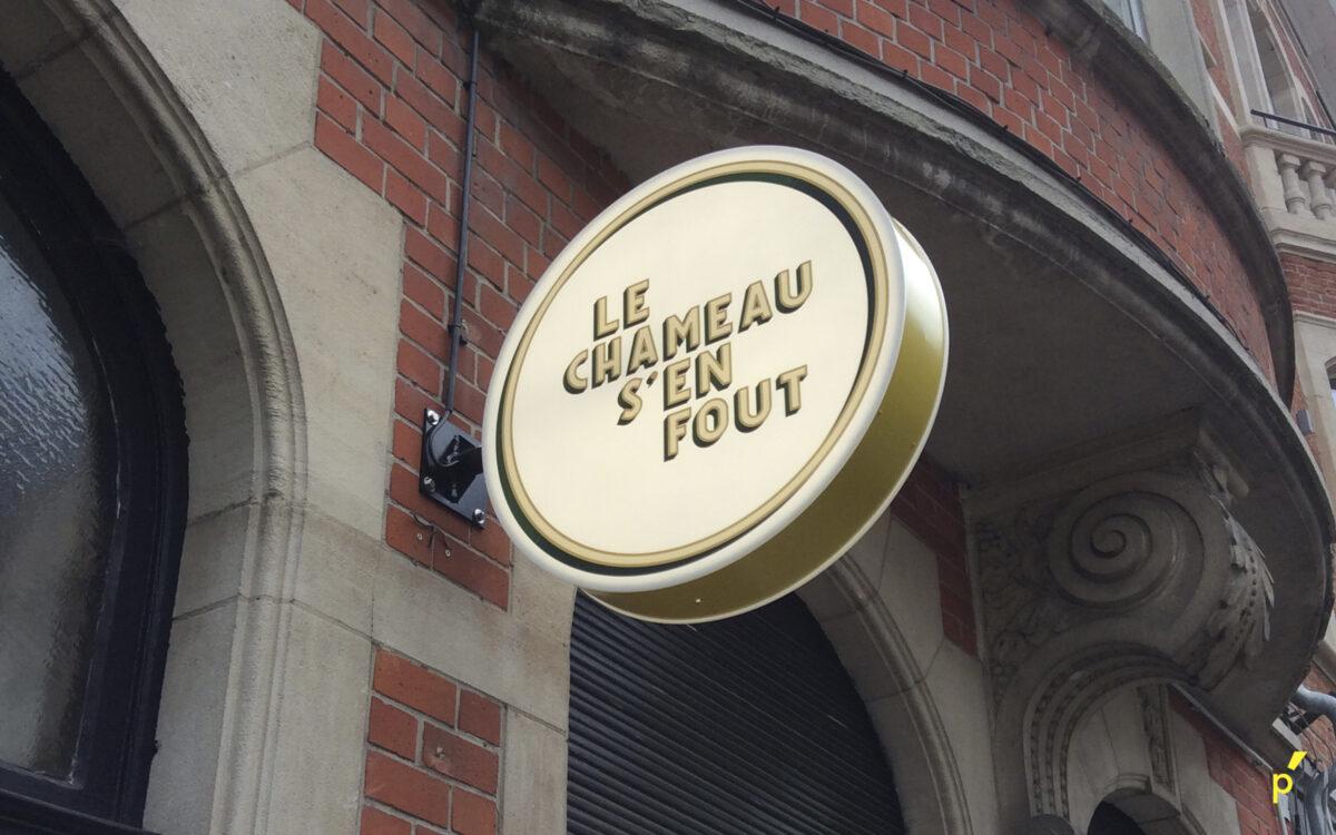Le Chameau Lichtkast Publima 06