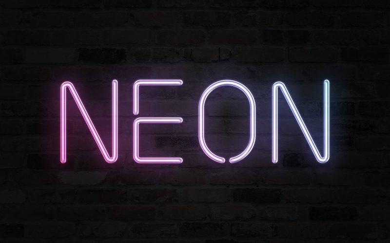 Éclairage led & néon