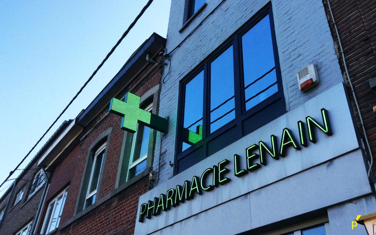 60 Apotheek Kruis Lenain Pharmacie Publima