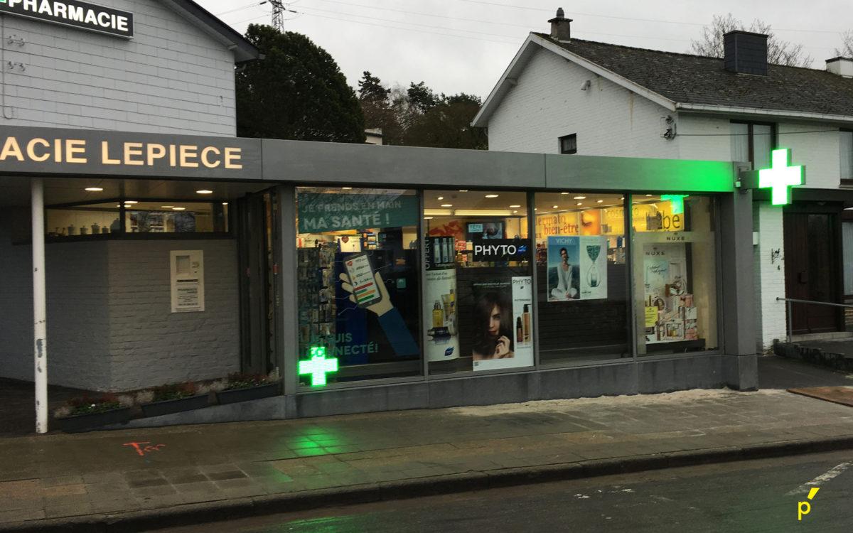 65 Apotheek Kruis Pharmacie Lepiece Publima