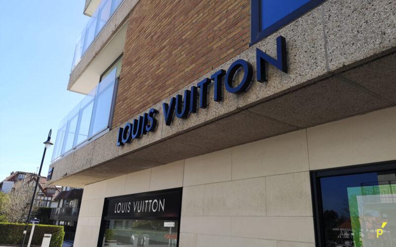 Louis Vuitton Gevelletters Publima 07