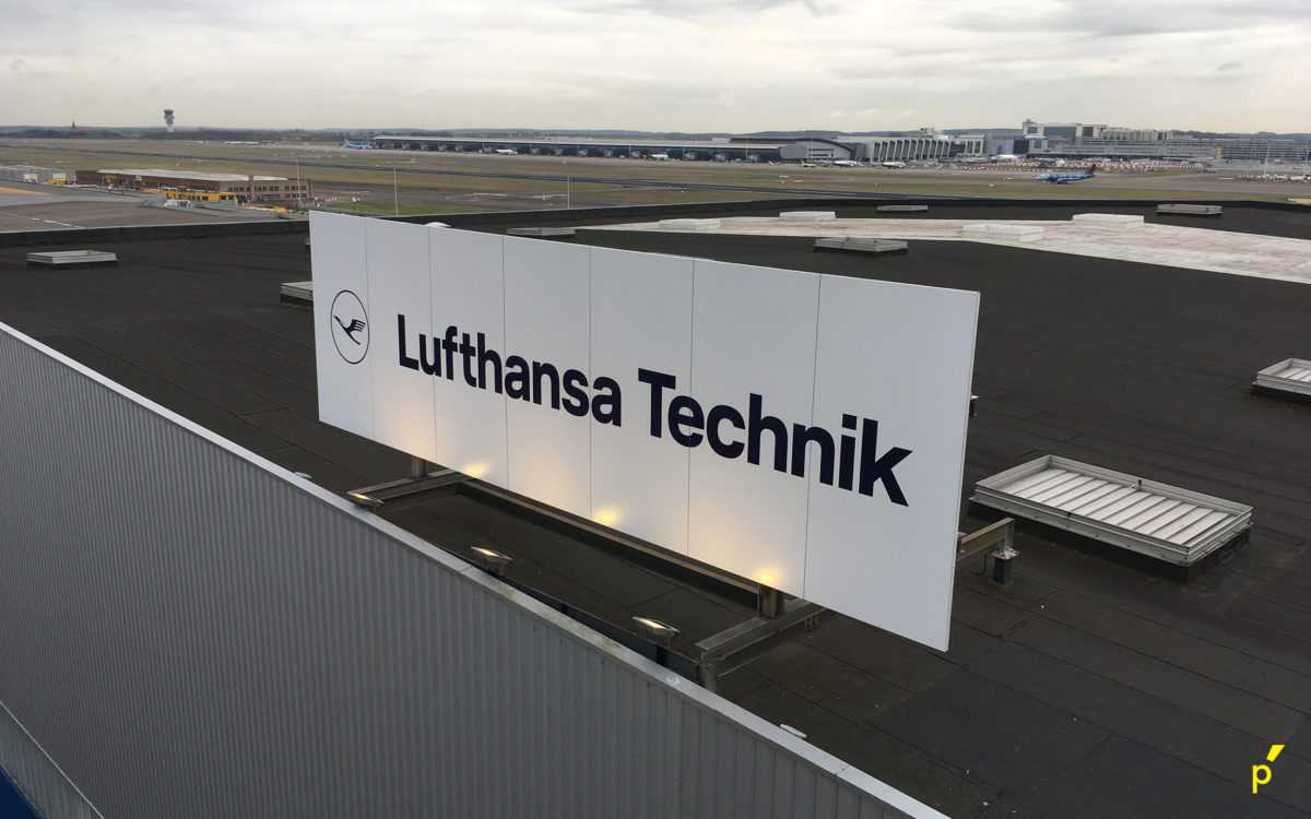 26 Gevelpaneel Lufthansa Publima