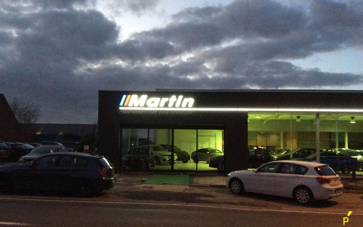 21 Ledlijn Martin Publima