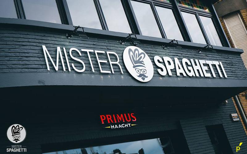 Mister Spaghetti Gevelletters Publima 01