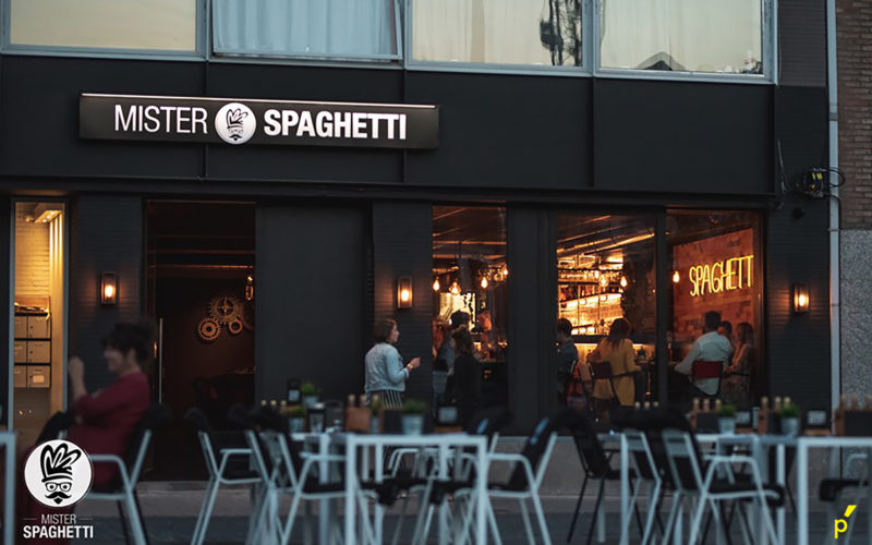 Mister Spaghetti Gevelletters Publima 06