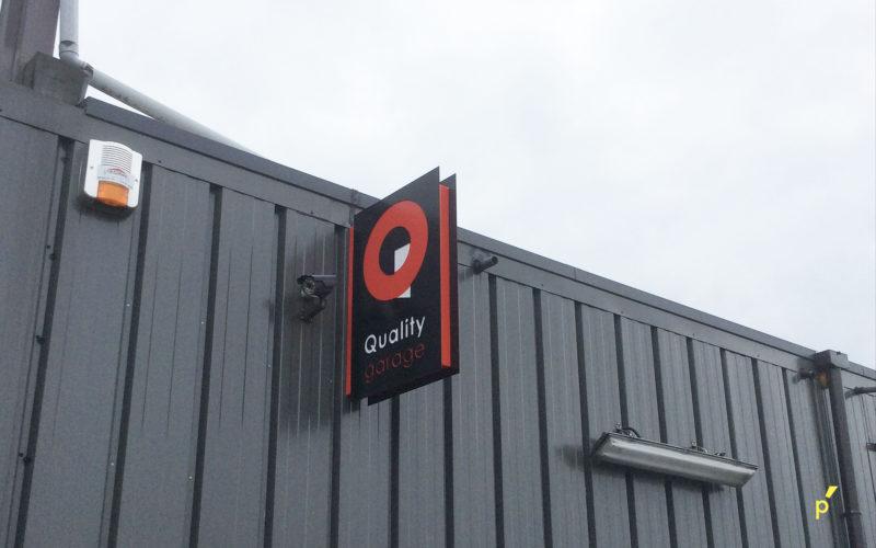 52 Gevelreclame Qualitygarage Publima