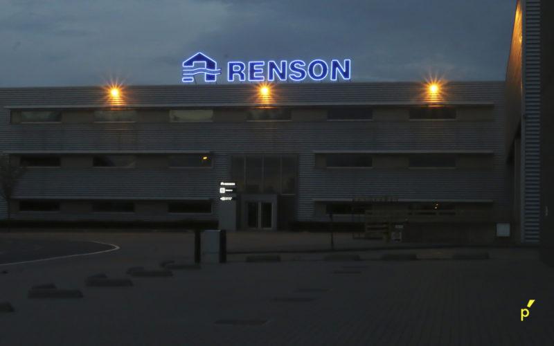 30 Lichtlijnen Renson Publima