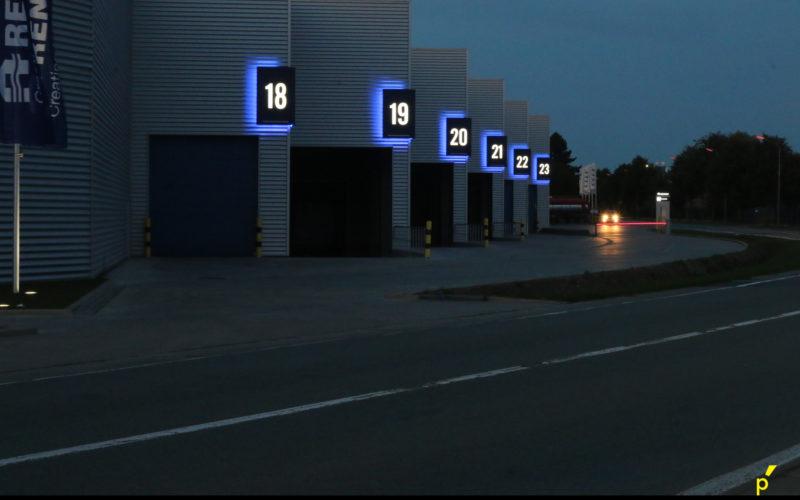 48 Lichtlijnen Renson Publima