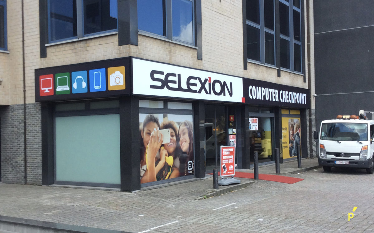 08 Gevelreclame Selexion Publima