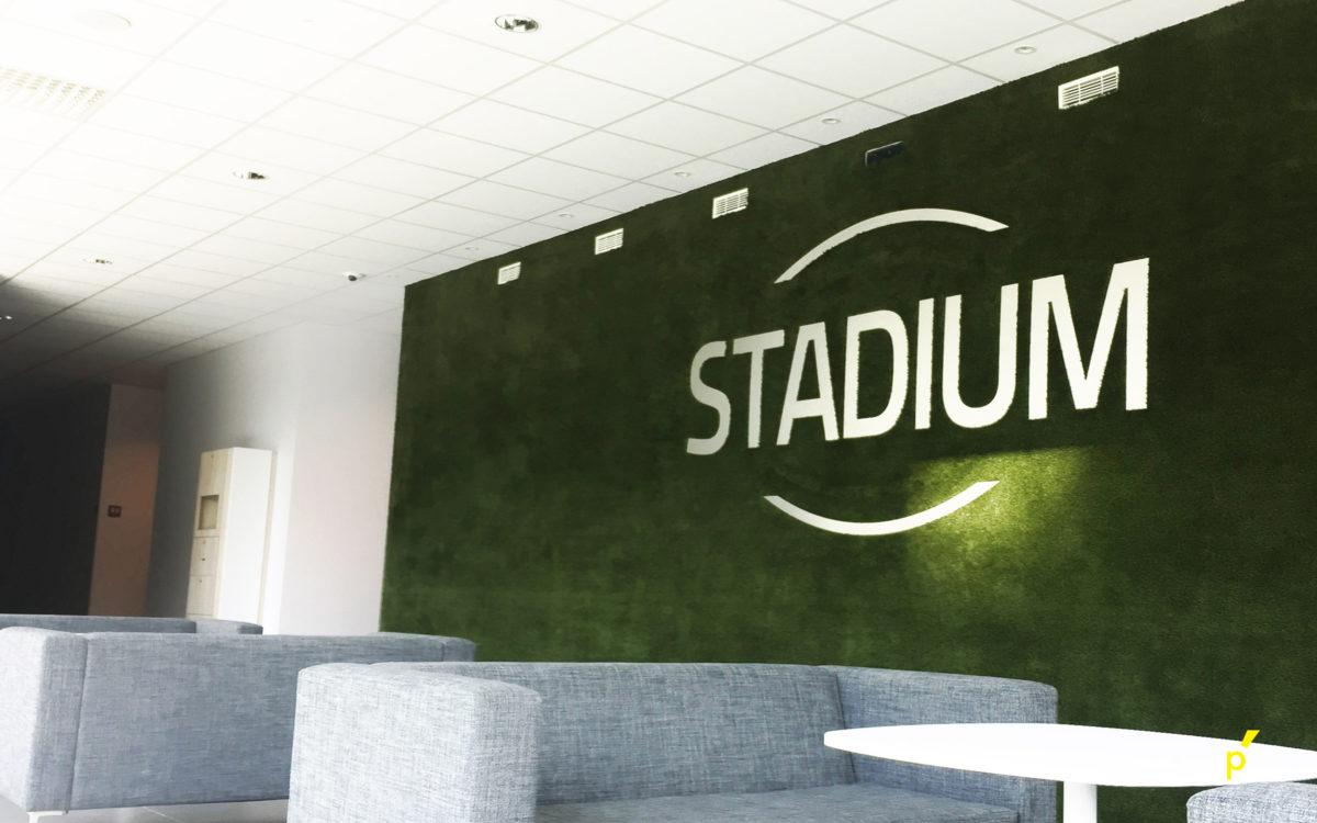 05 Reliëfletters Stadium Publima