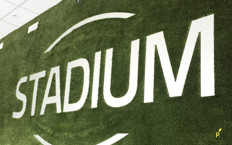 02 Reliëfletters Stadium Publima