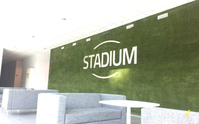 04 Reliëfletters Stadium Publima