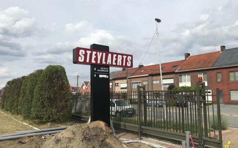 150 Gevelletters Steylaerts Publima