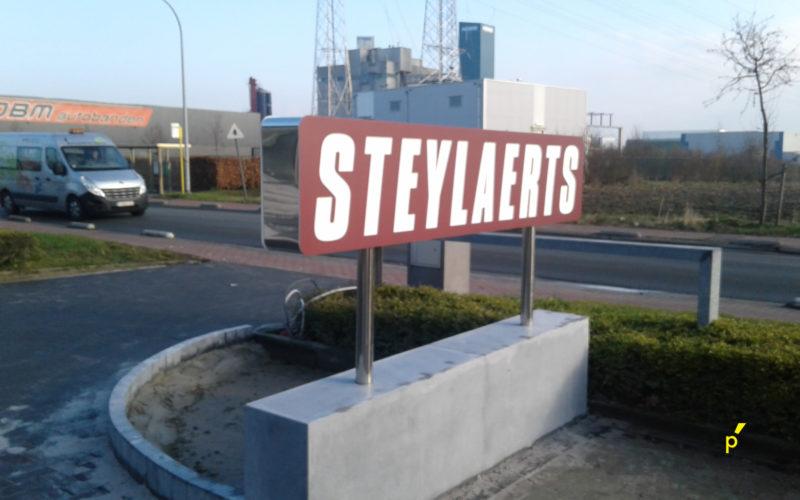 159 Gevelletters Steylaerts Publima