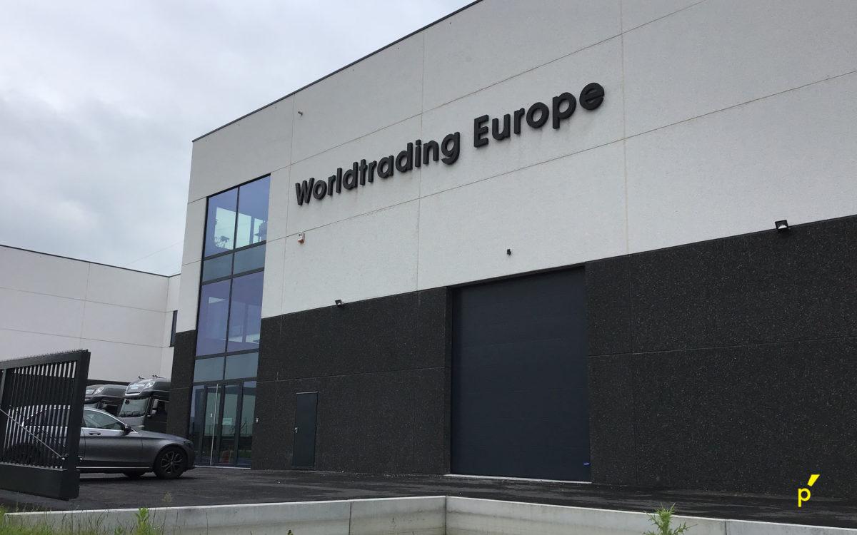 02 Gevelreclame Worldtrading Europe Publima
